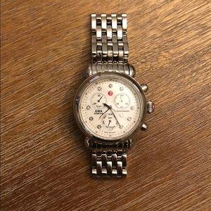 Michele CSX Watch with Diamonds
